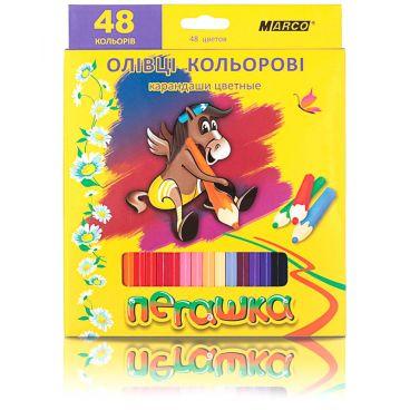 Купить Карандаши Marco 1010-48CB