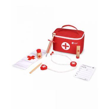 Купить Игровой набор доктора в чемоданчике Classic World