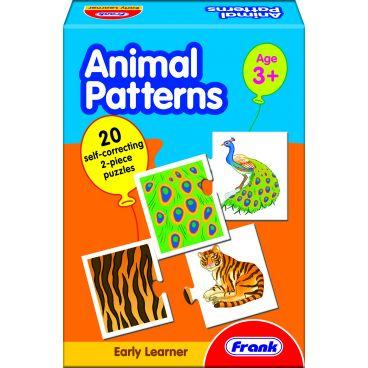 """Купить Пазл """"Животные"""" Frank"""