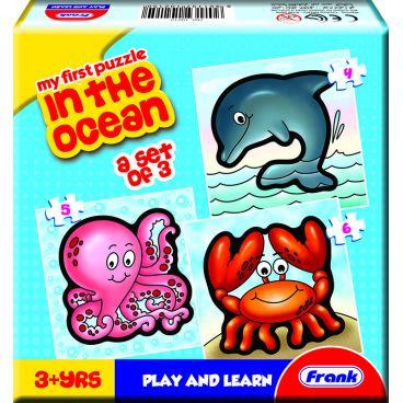 """Купить Пазл """"В океане"""" Frank"""