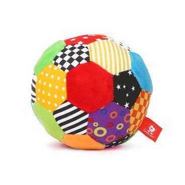 Купить Цветной звуковой мячик для малышей.