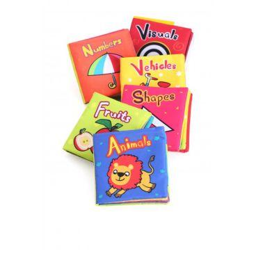 Купить Набор мягких шуршащих книжечек 6 шт